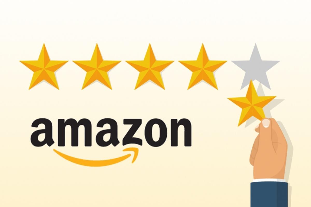 Amazon rating