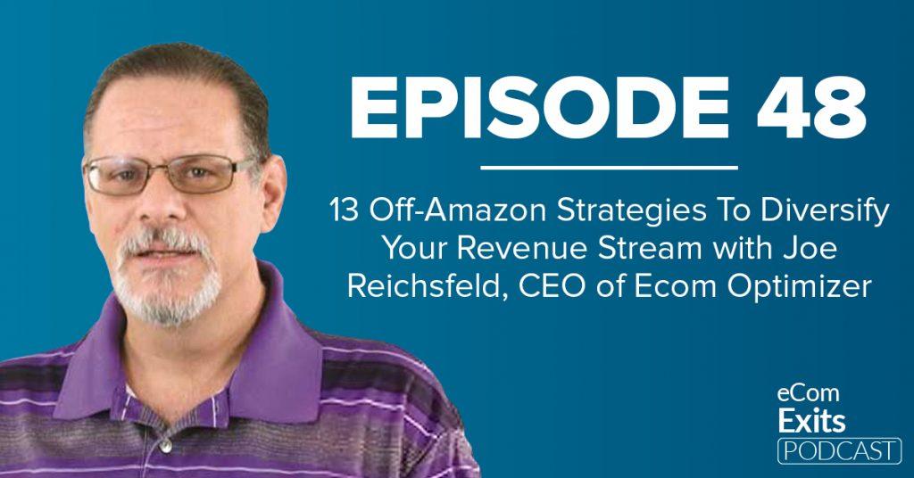 off-amazon strategies to diversify revenue
