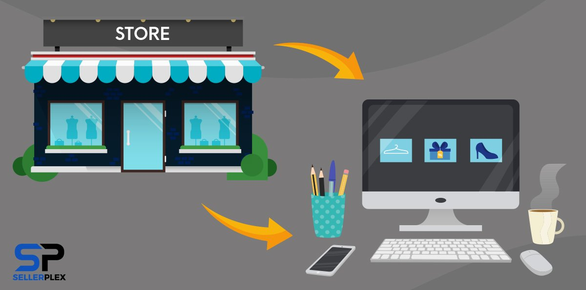 How to Convert Your Brick and Mortar Business Into a Successful eCommerce Store Infographics