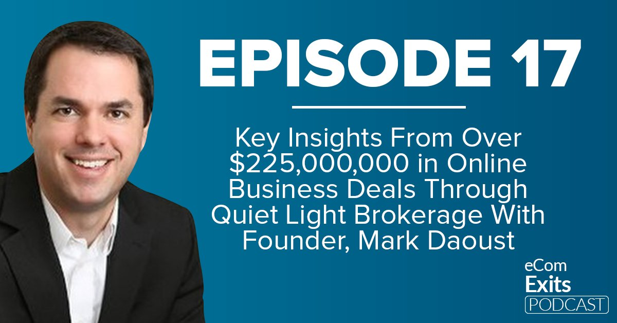 Key Insights From Over $225M in Online Business Deals